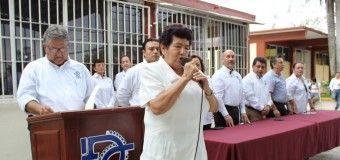 CON GRAN ENTUSIASMO INICIO EL NUEVO SEMESTRE EN EL CBTis 164