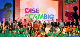 Destaca Tamaulipas a nivel mundial con proyecto Diseña el Cambio