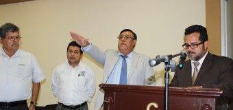 TOMO POSESION EL DR.JOSE ALFREDO FRAUSTO CHAIRES, DARÉ IMPULSO A TODAS LAS NECESIDADES DE ESTE IMPORTANTE PLANTEL.