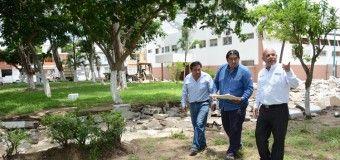 Plaza Vicente Guerrero fortalecerá sana convivencia de las familias maderenses: Mario Neri