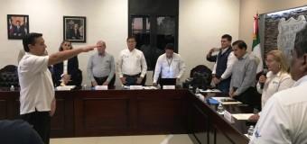 Designan a Alejandro Monge Castillo como nuevo gerente de COMAPA-Altamira