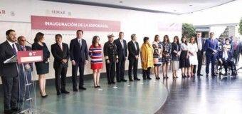 DESTACA EL SENADOR ISMAEL GARCÍA CABEZA DE VACA TRABAJO DE LA MARINA ARMADA DE MÉXICO