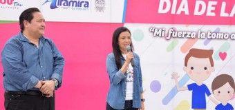 Ofrece DIF Altamira gran festejo por el Día de la Familia