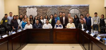 Preside Alma Laura Amparán segunda sesión delComitéEstudiantil de Altamira