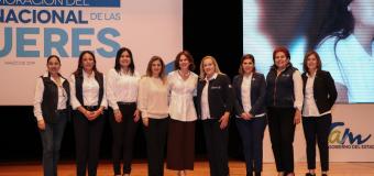 Asiste Presidenta del sistema DIF Tampico a la conmemoración del Día Internacional de la Mujer