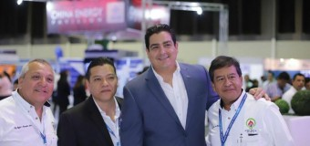 Apoya Ismael García Cabeza de Vaca reforzar seguridad de plataformas petroleras