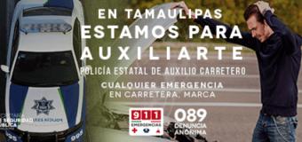 ANGELES AZULES ESTAMOS PARA SERVIRTE EN CASO DE EMERGENCIA O FALLA MECÁNICA LLAMA AL 911