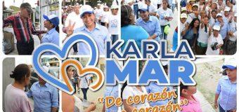 Juntos hagamos que siga El Cambio Hacia Adelante: Karla Mar