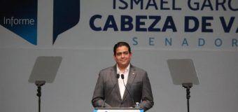 Dedica Senador IGCV labor a economía y apoyo social