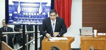 Cuestiona senador IGCV  efectividad  de la estrategia para combatir al crimen organizado