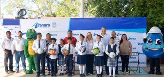 «Educación con valores humanos, la mejor inversión de enseñanza»: Alma Laura Amparán