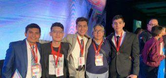 TRIUNFAN A LO GRANDE EN «EXPOCIENCIAS NACIONAL 2019 ALUMNOS DEL CBTIS 103 DE CIUDAD MADERO