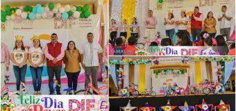 MEGA FESTIVAL INFANTIL POR EL DIA DE REYES EN TAMALIN