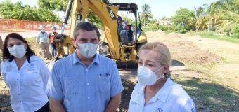 Avanza obra de reposición de colector en Bulevar Laguna de Champayán