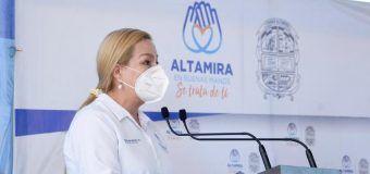 Altamira: municipio que mayor recurso destina a Bienestar Social