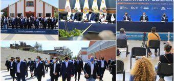Se reúnen en Aguascalientes gobernadores de la Alianza Federalista