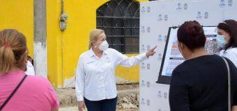 Destaca Gobierno de Alma Laura Amparán en modernización de infraestructura urbana