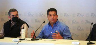 Continúa a la baja incidencia delictiva en Tamaulipas, informa Gobernador Francisco Cabeza de Vaca.
