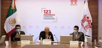 ASAMBLEA DEL INFONAVIT APRUEBA POLÍTICAS DE CRÉDITO QUE FAVORECERÁN A TRABAJADORES