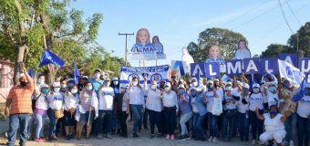 Alma Laura Amparán Piensa en Ti con propuestas que generan bienestar y prosperidad