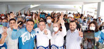"""""""Altamira es tierra de campeones'': Alma Laura Amparán"""