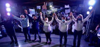 «Candidatos de Acción Nacional representan a la gente noble y trabajadora'': Alma Laura Amparán