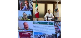 Tamaulipas entre las 8 entidades con menor incidencia delictiva del país: Mesas de Seguridad y Justicia