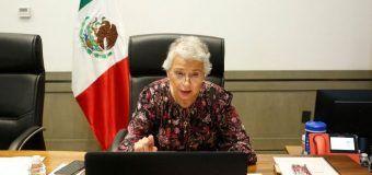 Prevalecen condiciones de paz y tranquilidad para que campañas concluyan sin contratiempos y jornada electoral transcurra con normalidad: Olga Sánchez Cordero
