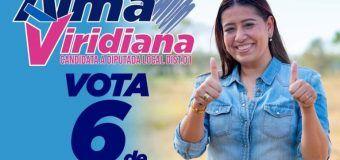 Vamos a Legislar con Alma Viridiana