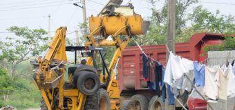 Mantiene Gobierno de Altamira trabajos de descacharrización en diferentes colonias