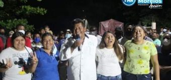 TRIUNFO ARRASADOR DE GABRIEL MORELOS CHEMIS