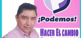 EN TANCOCO YA HAY NUEVO ALCALDE, CELERINO HERNÁNDEZ