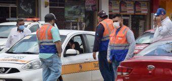 Reanuda Gobierno de Altamira filtros sanitarios en principales avenidas