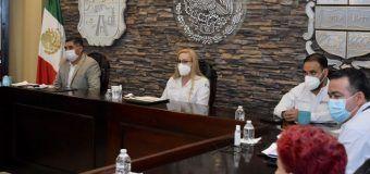 Intensifican acciones gobiernos municipal y estatal para evitar más contagios por coronavirus