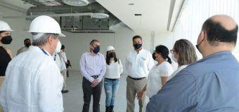 Avanza la construcción del C5 en Reynosa