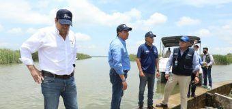 El Gobierno del Estado destinará recursos para la rehabilitación del estero «El Camalote» en la Zona Sur