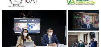 Concluye proceso para acreditar la gestión institucional de la UAT